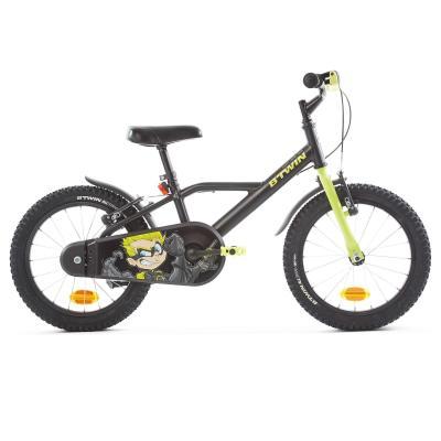 Bicicletă 500 Dark Hero Copii