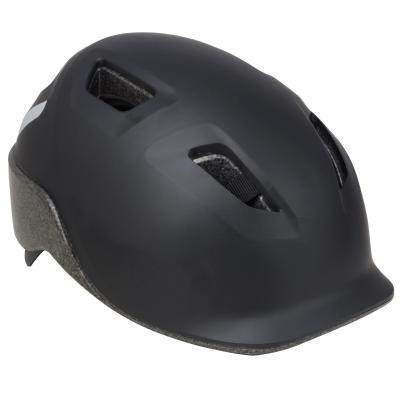 Cască ciclism oraș 100 Negru