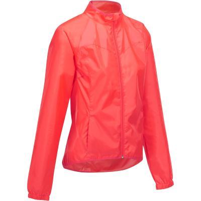 Jachetă Ploaie 100 Roz Damă