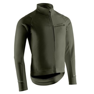Jachetă ciclism iarnă 500