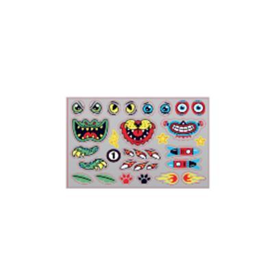 Stickere Oxelo B1 Fete